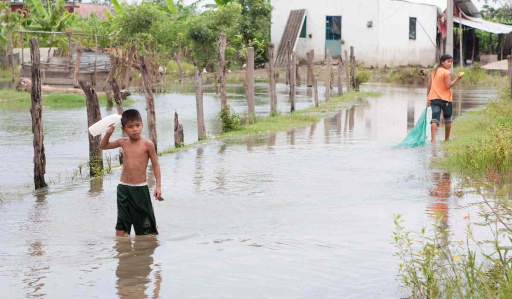 Inundaciones en Tucta, Tabasco