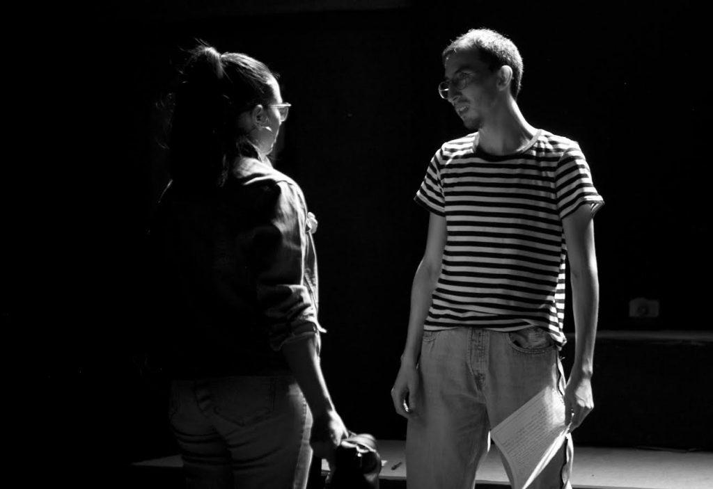 Actuar en teatro mexicano durante la pandemia