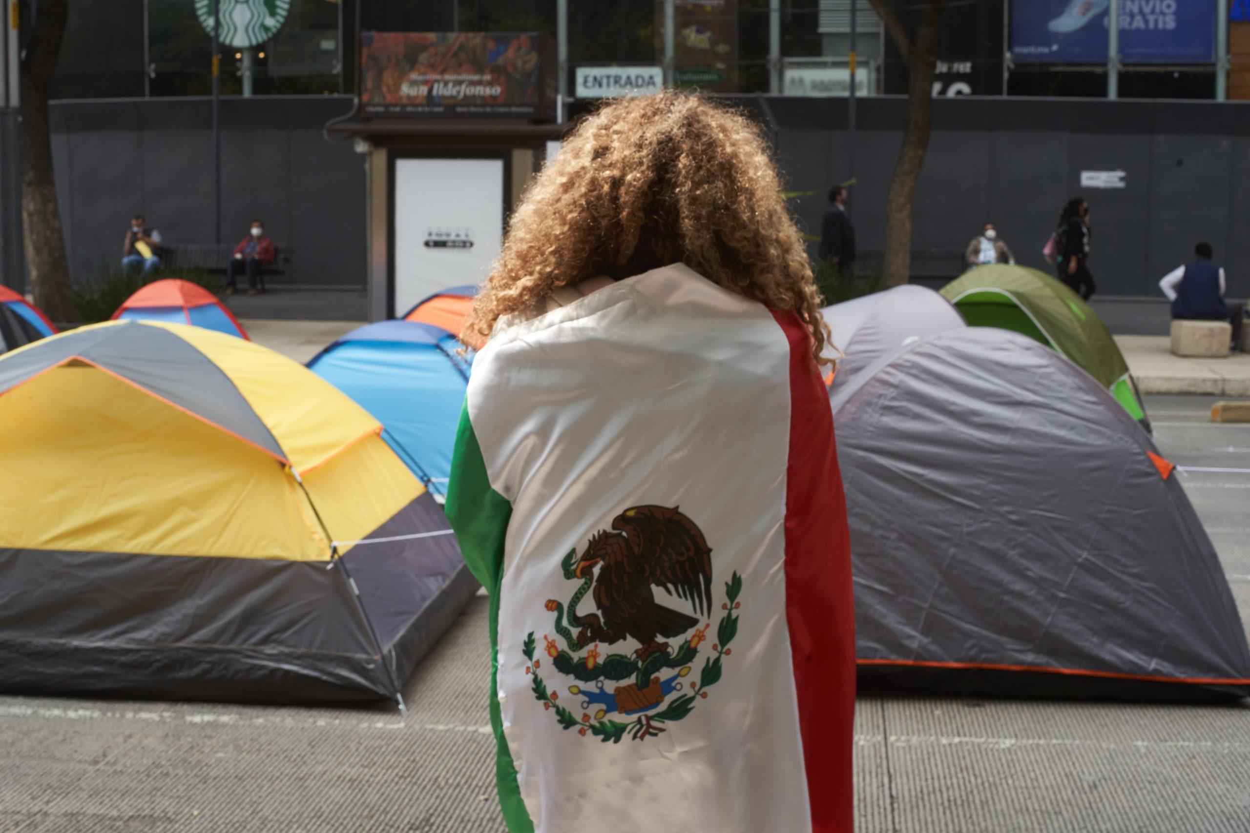 Frenaaa: la ultraderecha en plena calle