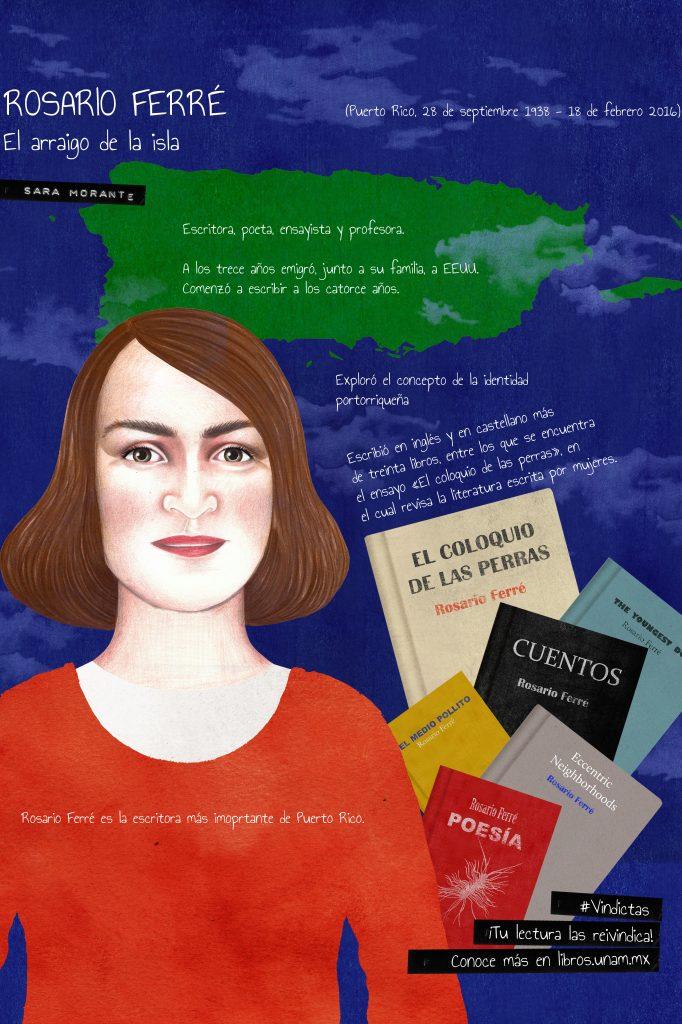 Escritoras latinoamericanas: vindictas