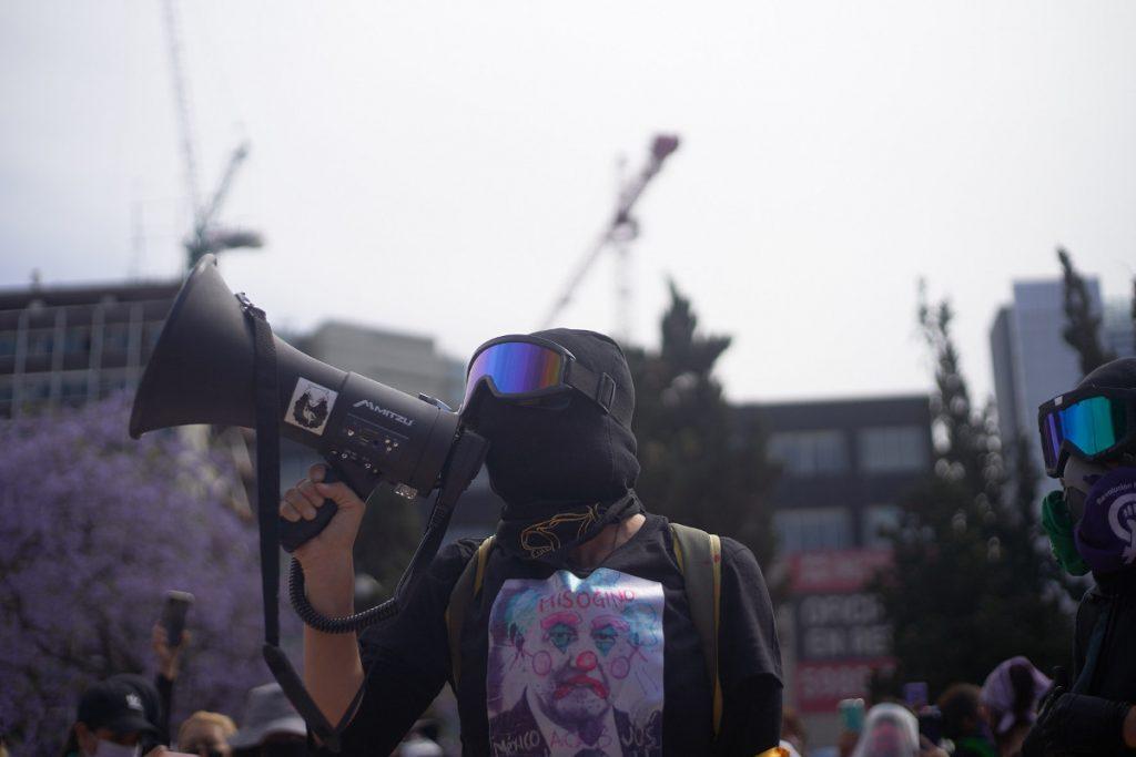 Marcha feminista del 8M