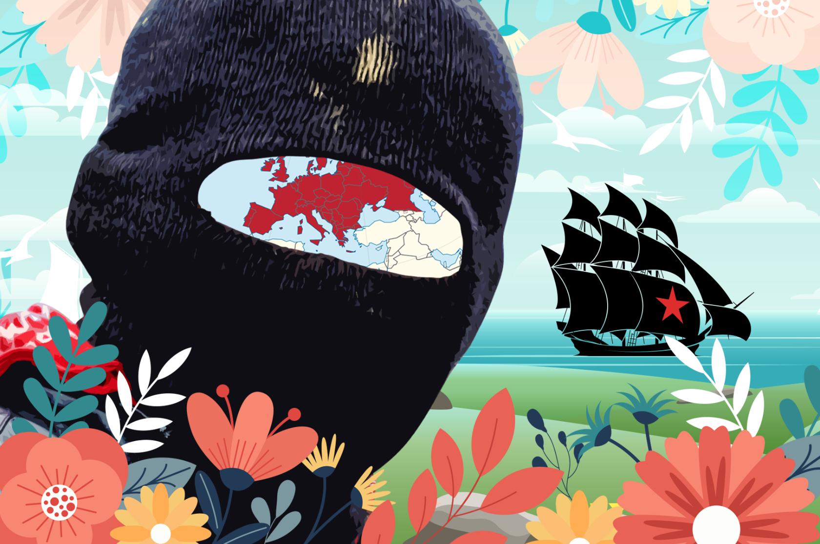 La invasión zapatista a Europa