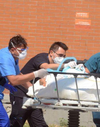 traslado, lesionados, accidente de línea 12 del metro, hospitales, cdmx