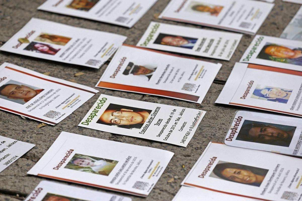Víctimas de desaparición forzada en México, Consulta popular