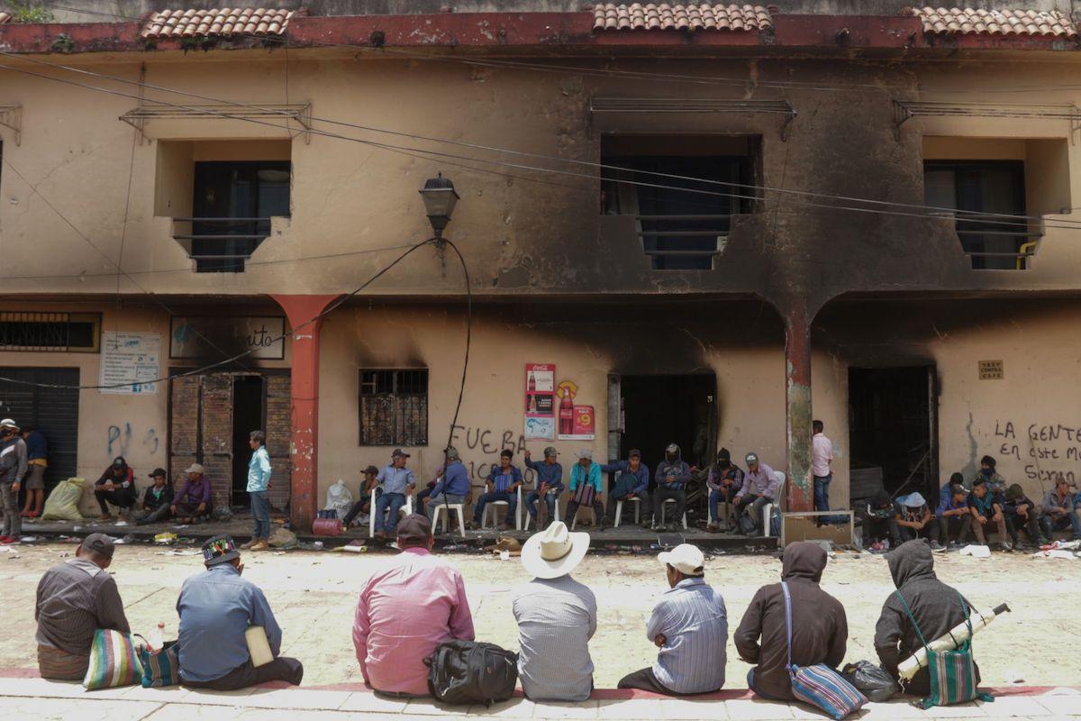 Violentan a comunidades zapatistas