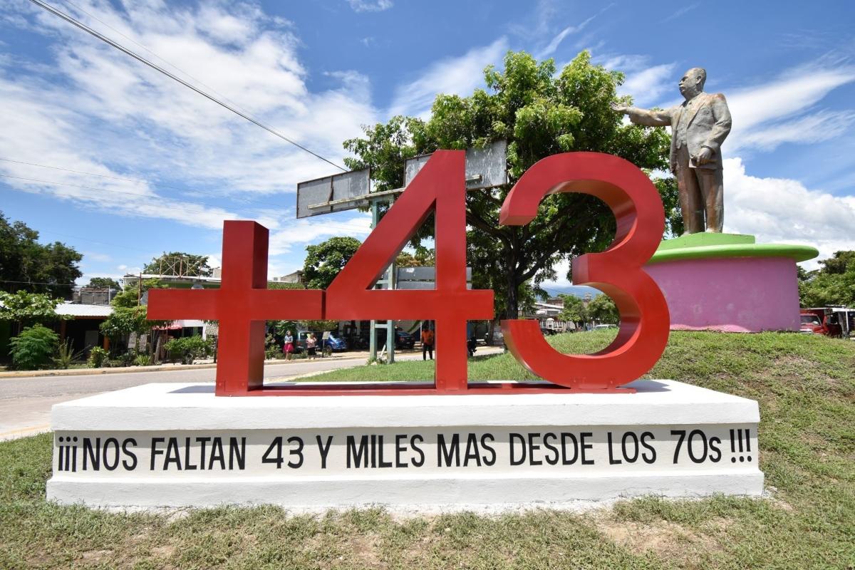 séptimo aniversario del caso Ayotzinapa, FGR obstaculiza investigación, normalistas desaparecidos